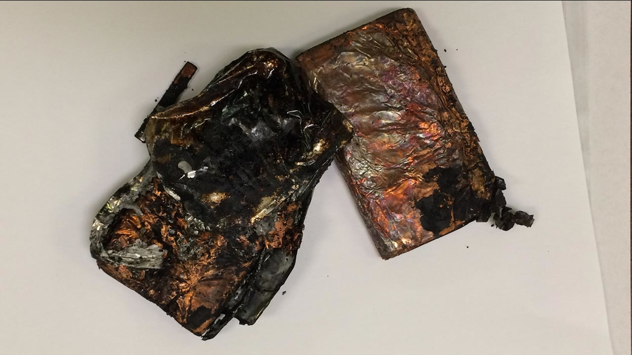 Cell Phone Charger Fire Sends Rowan Student To Hospital Shield With