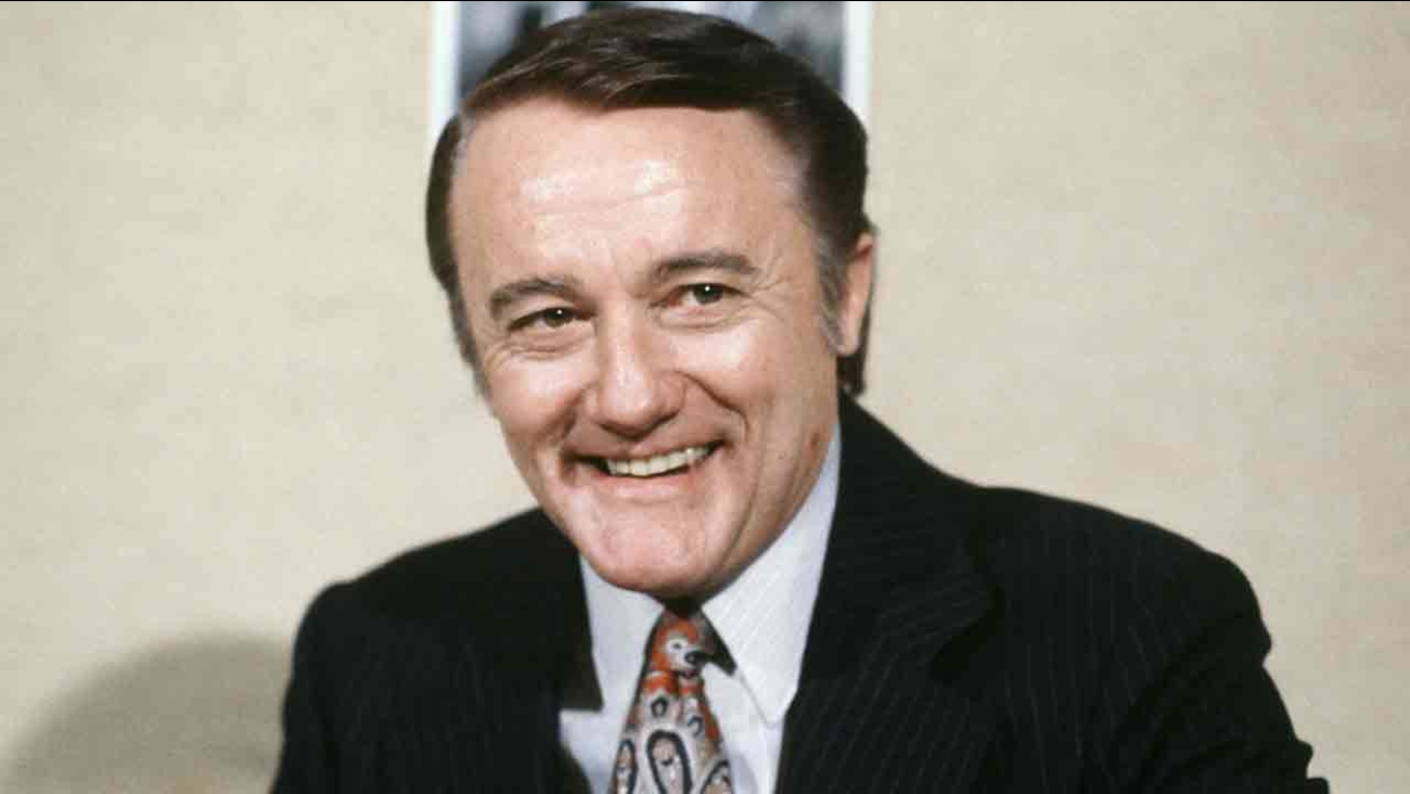 Actor Robert Vaughn Nov. 23, 1982.