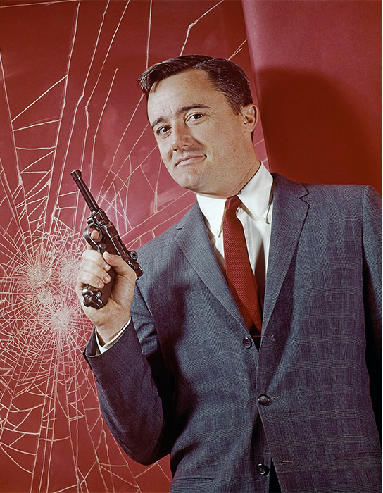 "<div class=""meta image-caption""><div class=""origin-logo origin-image none""><span>none</span></div><span class=""caption-text"">Robert Vaughn, the star of the popular television series ""The Man From U.N.C.L.E.,"" died Friday, November 11, 2016. He was 83. (AP Photo)</span></div>"