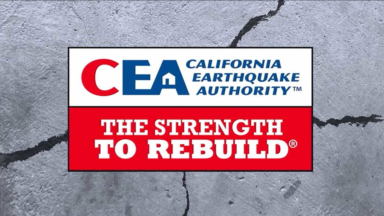 ABC7 has partnered with the California Earthquake Authority, one of the world's largest providers of residential earthquake insurance, to help keep your family safe.