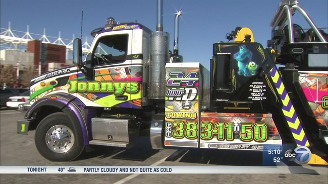 bridgeview hosts tow trucks for tots largest tow truck gathering in