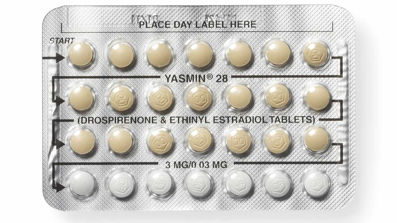 This undated image shows a package of estrogen/progestin birth control pills. (AP Photo/Bedsider.org)