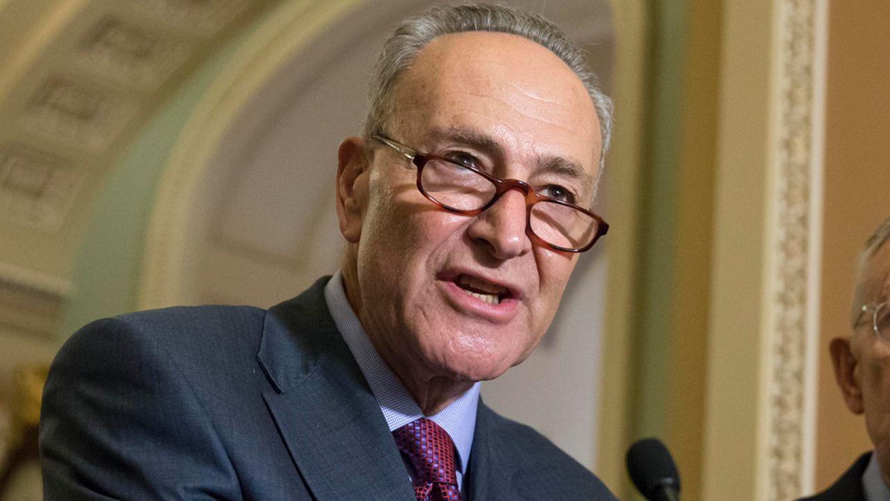 Senator Chuck Schumer (D-New York)