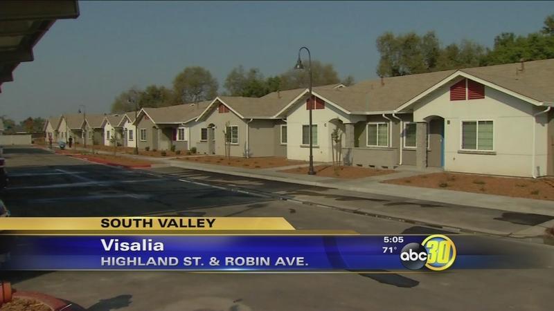 New affordable apartment rental complex opens its doors in North Visalia