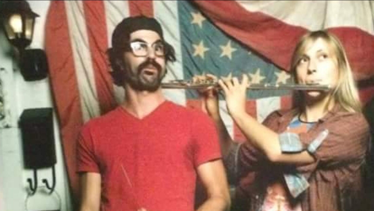 Aaron Morganstein, 33, and Mariya Mitkova, 27, are shown in an undated photo.