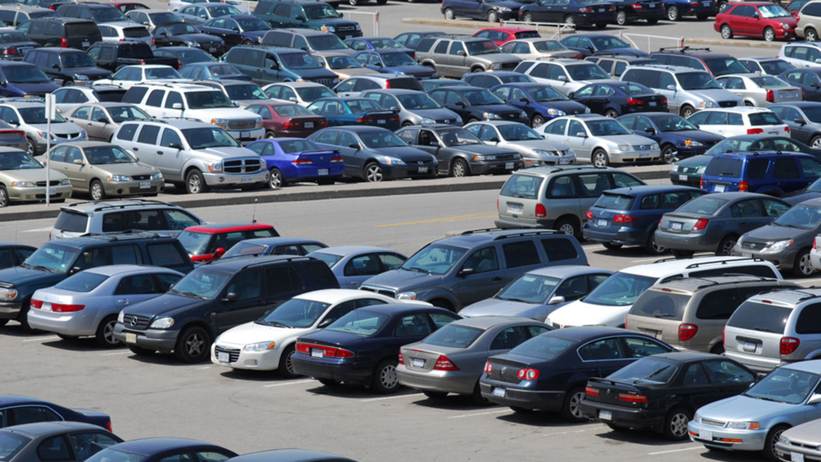 Turn To An App To Find Holiday Mall Parking Abc13 Houston