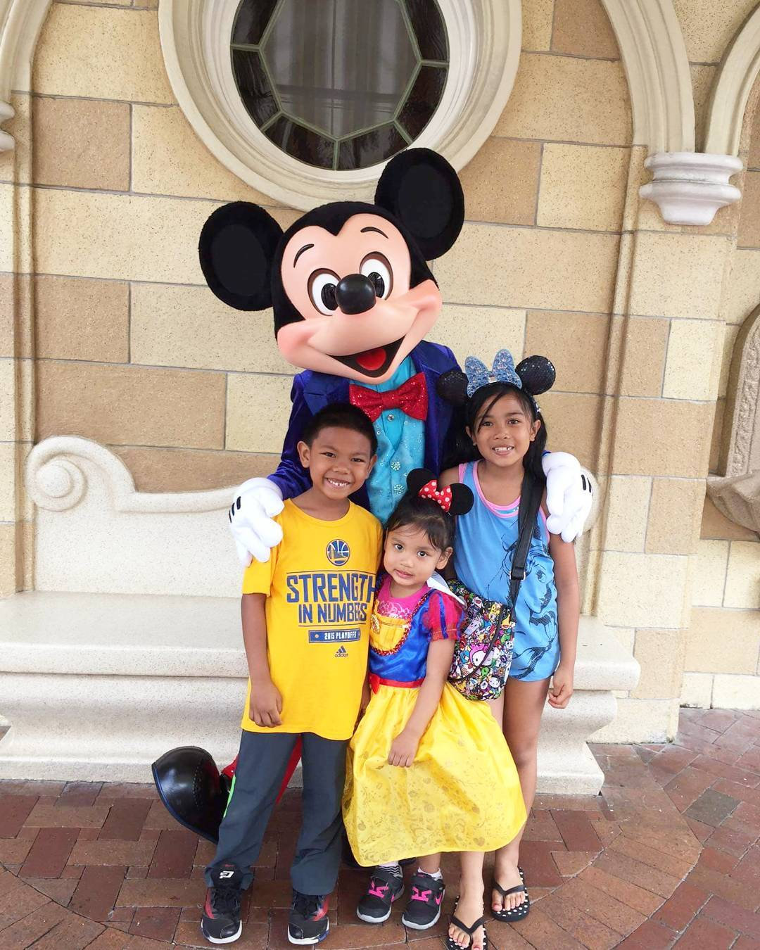 <div class='meta'><div class='origin-logo' data-origin='none'></div><span class='caption-text' data-credit='mommywifeyxtianne3/Instagram'>The Bay Area celebrates the 88th Birthday of Mickey Mouse on Nov. 18, 2016.</span></div>