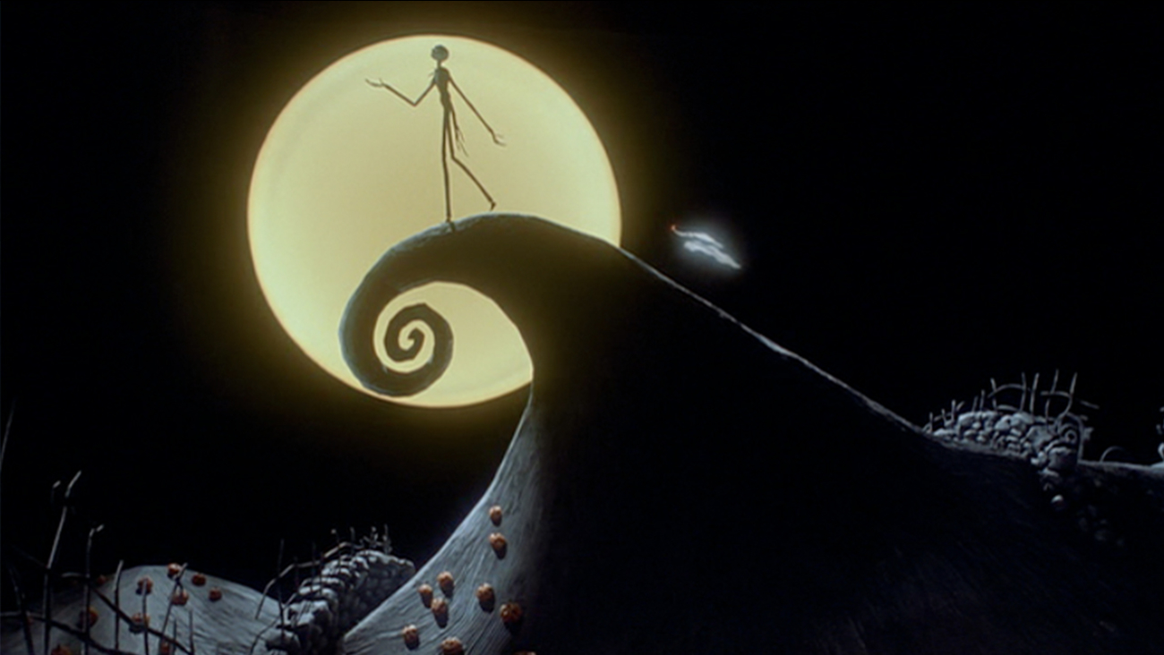 Image from The Nightmare Before Christmas