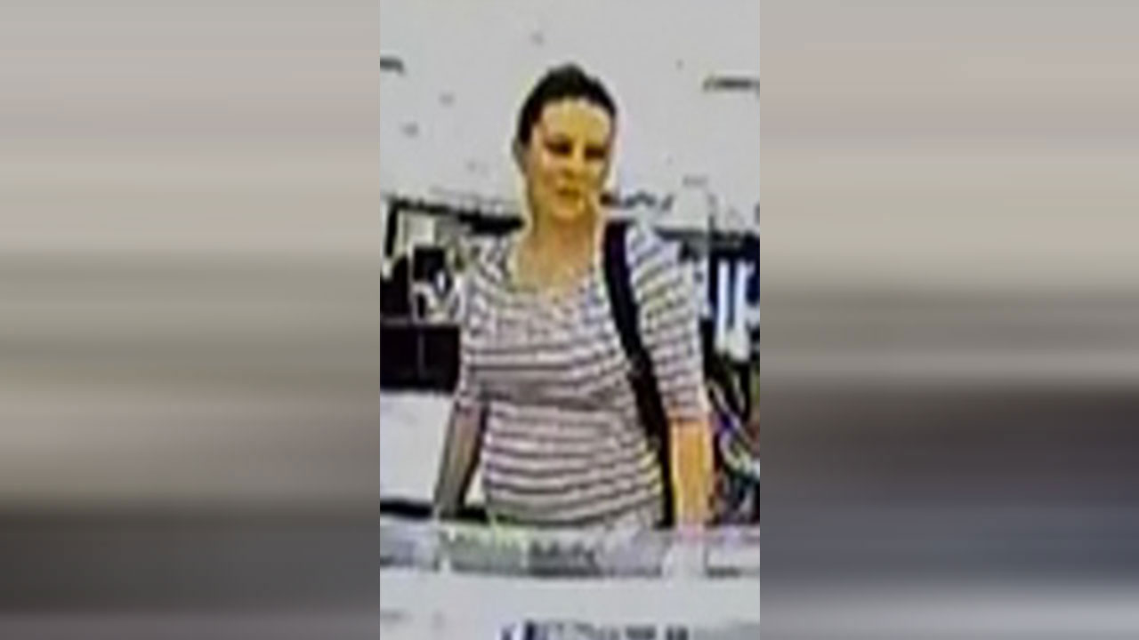 Crime Stopper suspect - Memorial City Mall credit card theft