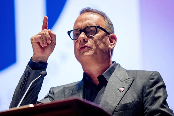 """<div class=""""meta image-caption""""><div class=""""origin-logo origin-image ap""""><span>AP</span></div><span class=""""caption-text"""">Tom Hanks is one of the Nation's finest actors and filmmakers.</span></div>"""
