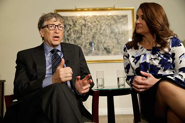 "<div class=""meta image-caption""><div class=""origin-logo origin-image ap""><span>AP</span></div><span class=""caption-text"">Bill and Melinda Gates established the Bill & Melinda Gates Foundation in 2000 to help all people lead healthy, productive lives.</span></div>"