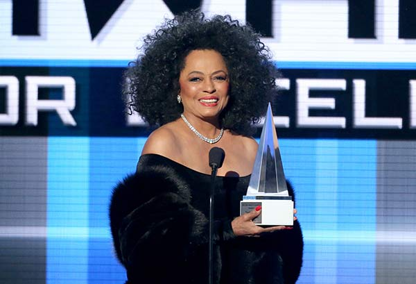 """<div class=""""meta image-caption""""><div class=""""origin-logo origin-image ap""""><span>AP</span></div><span class=""""caption-text"""">Diana Ross has had an iconic career spanning more than 50 years within the entertainment industry in music, film, television, theater, and fashion.</span></div>"""