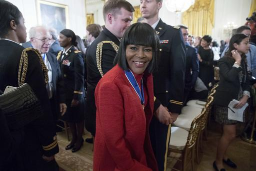 "<div class=""meta image-caption""><div class=""origin-logo origin-image ap""><span>AP</span></div><span class=""caption-text"">Actress Cicely Tyson departs after receiving the Presidential Medal of Freedom Tuesday, Nov. 22, 2016, in Washington.  (AP Photo/Andrew Harnik) (AP)</span></div>"