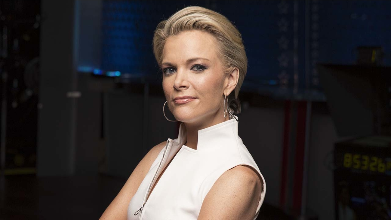 Megyn Kelly poses for a portrait in New York