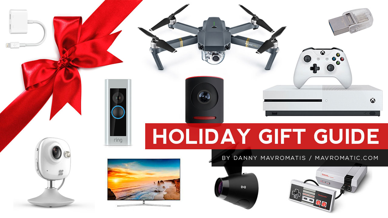 Great tech gifts