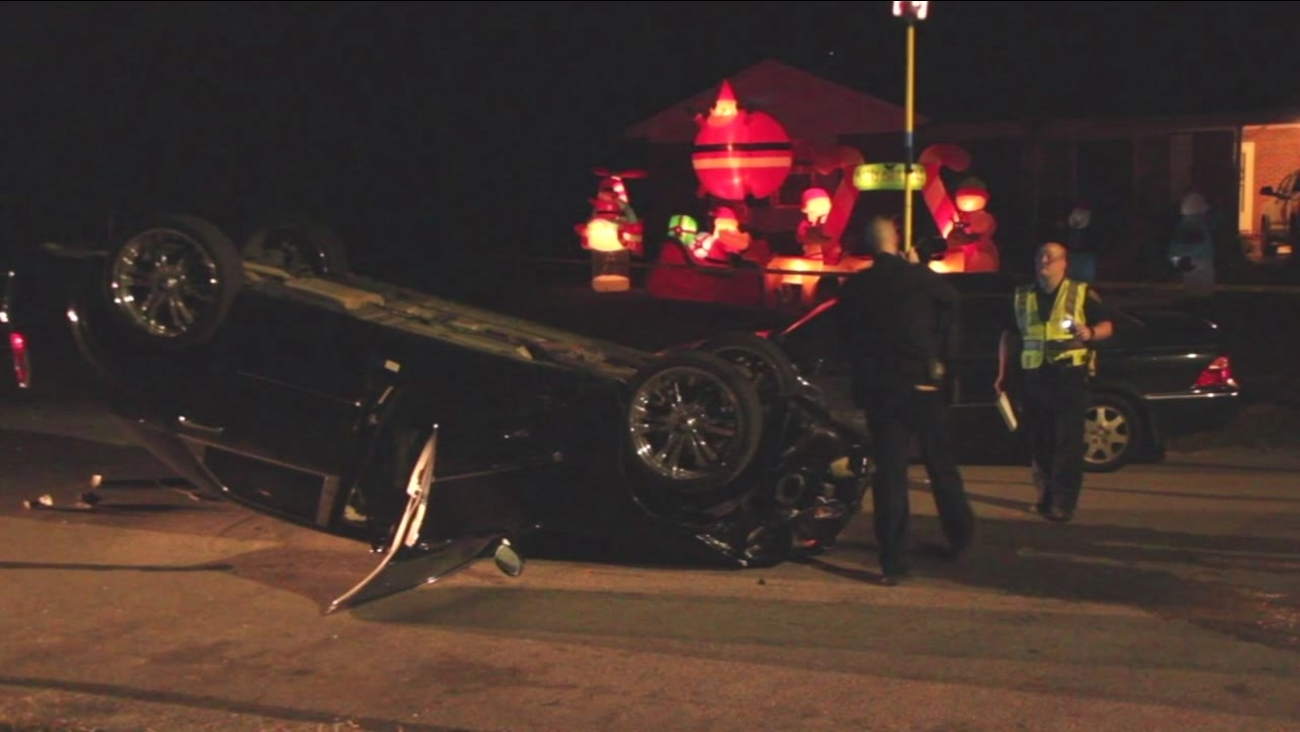A driver is in critical condition after a serious two-car accident in Fayetteville on Wednesday night.