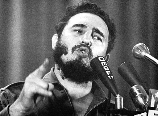 "<div class=""meta image-caption""><div class=""origin-logo origin-image none""><span>none</span></div><span class=""caption-text"">Cuban Prime Minister Fidel Castro speaks on the eve of the military trial of more than a hundred insurgents on Wednesday Oct. 10, 1960 in Havana.  (AP Photo)</span></div>"