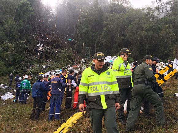 "<div class=""meta image-caption""><div class=""origin-logo origin-image none""><span>none</span></div><span class=""caption-text"">The Antioquia Police shared this photos of the aftermath of the crash. (Antioquia Police/Twitter)</span></div>"