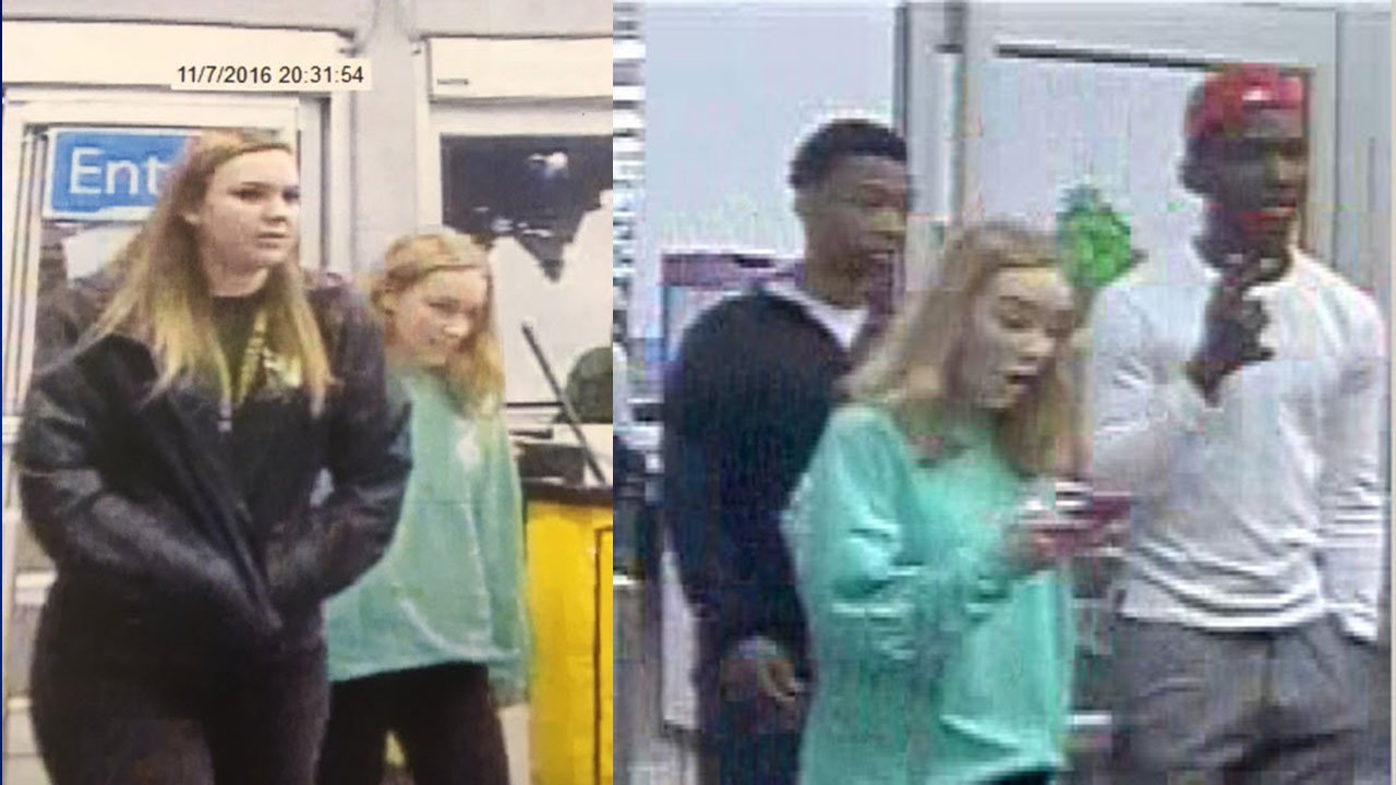 4 teens wanted in fire at Walmart in Naperville