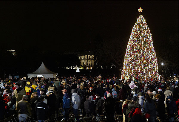 <div class='meta'><div class='origin-logo' data-origin='none'></div><span class='caption-text' data-credit='Manuel Balce Ceneta/AP Photo'>The National Christmas Tree is lit up, opening the annual Christmas Pageant of Peace Thursday, Dec 4, 2003.</span></div>