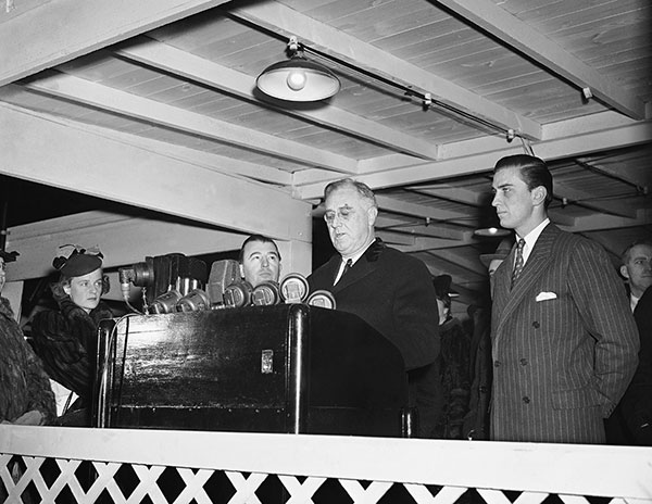 "<div class=""meta image-caption""><div class=""origin-logo origin-image none""><span>none</span></div><span class=""caption-text"">President Franklin Roosevelt is shown above at Christmas-tree lighting ceremony Dec. 24, 1939 in Washington. (AP Photo)</span></div>"