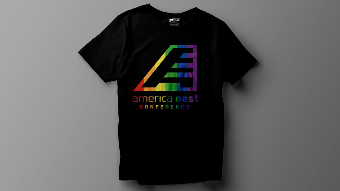 The Maine men's basketball team will wear black, rainbow-themed warm-up shirts before its Saturday game against Duke as a way to protest North Carolina's controversial House Bill 2 law.