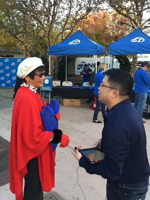 <div class='meta'><div class='origin-logo' data-origin='none'></div><span class='caption-text' data-credit='KGO-TV'>Ask Finney event in Walnut Creek, California, Friday, December 2, 2016.</span></div>