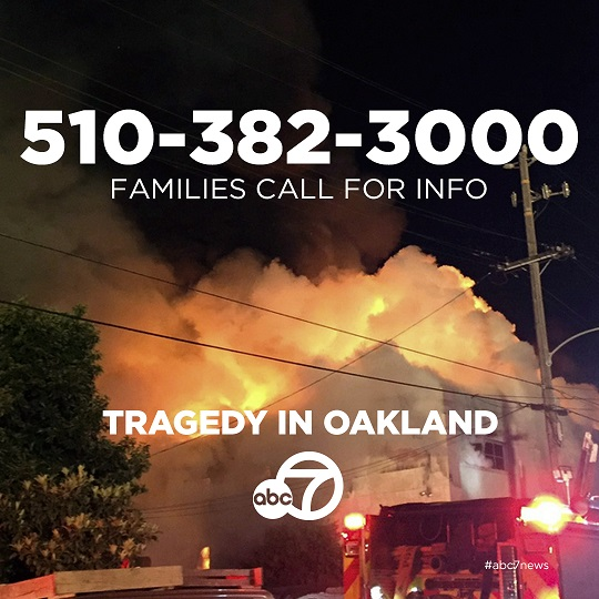 A hotline has been put in place for those who cannot locate loved ones.