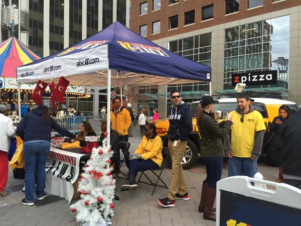<div class='meta'><div class='origin-logo' data-origin='WTVD'></div><span class='caption-text' data-credit=''>Photos from ABC11's reporters, anchors, and staff at the Ipreo Raleigh Winterfest 2016</span></div>