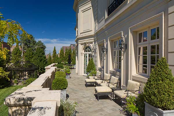 <div class='meta'><div class='origin-logo' data-origin='none'></div><span class='caption-text' data-credit='Miller + Miller Photography'>The 25,000-square-foot, 7-bedroom mansion at 1932 N. Burling in Lincoln Park is listed for $50 million.</span></div>