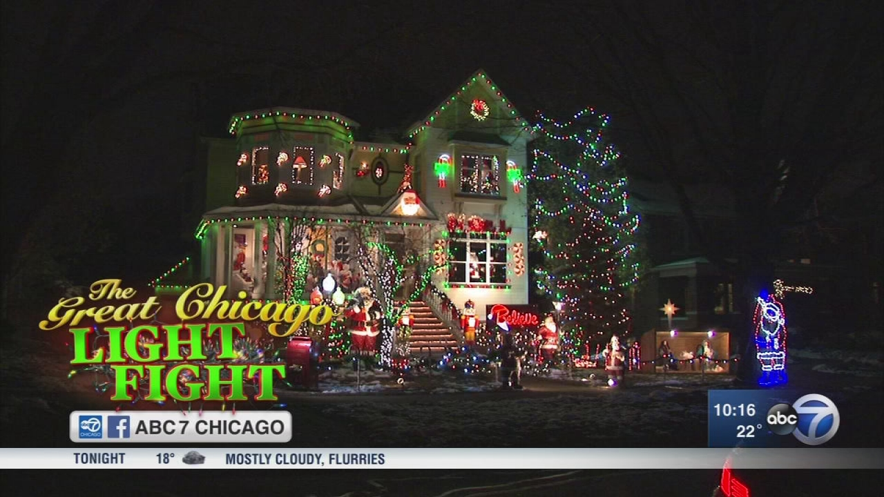 abc7s great chicago light fight abc7chicagocom