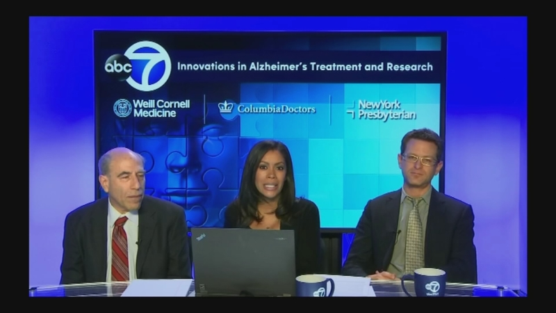 Live Web Chat: Combating Alzheimer's Disease | abc7ny com