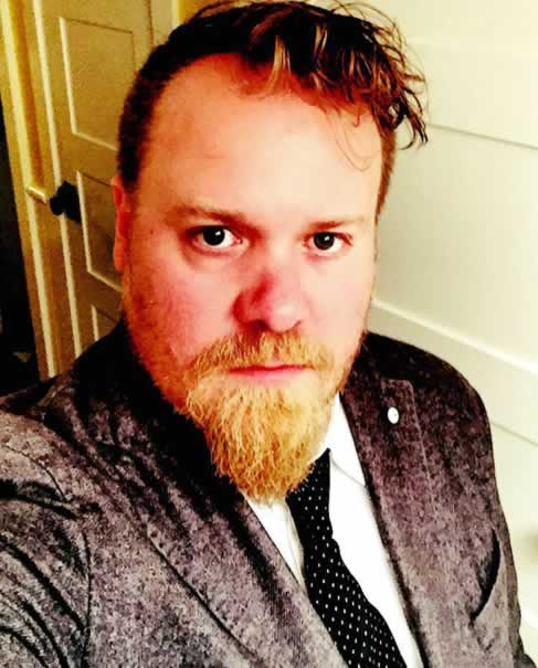 <div class='meta'><div class='origin-logo' data-origin='none'></div><span class='caption-text' data-credit='Facebook photo'>Barrett Clark, 35, from Oakland was identified as one of the victims of the Oakland fire.</span></div>