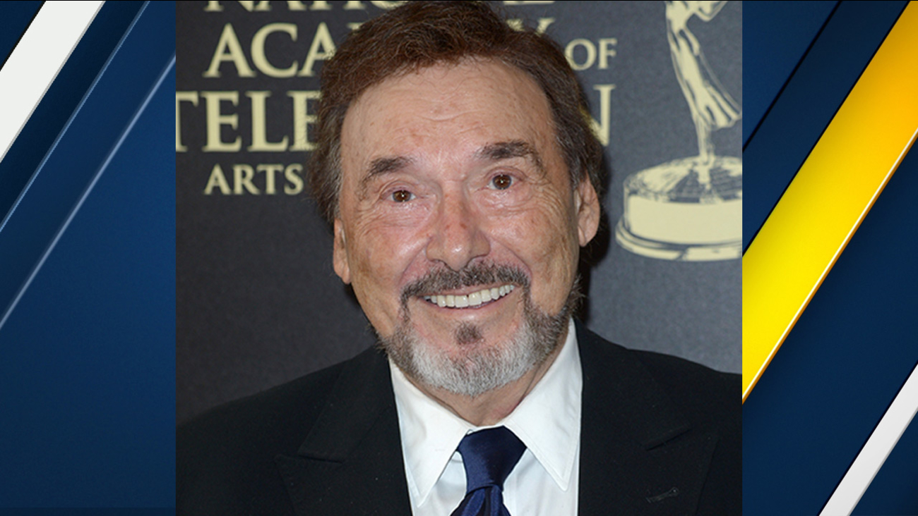 Joseph Mascolo arrives at the 41st annual Daytime Emmy Awards at the Beverly Hilton Hotel on Sunday, June 22, 2014, in Beverly Hills, Calif.
