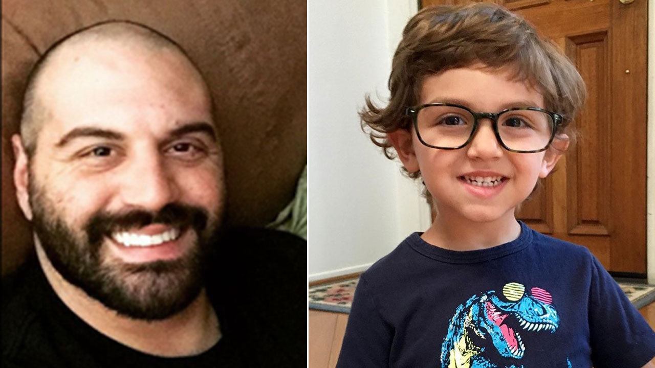 "Simi Valley police located Anthony ""Tony"" Giarraputo, 31, and his son Jaden Giarraputo, 4 shortly after an Amber Alert was issued."
