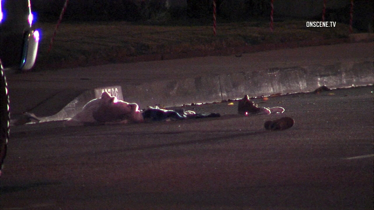A 5-year-old boy was struck and killed by a vehicle in the 12700 block of Oaks Avenue in Chino on Sunday, Dec. 11, 2016, according to the Chino Police Department.