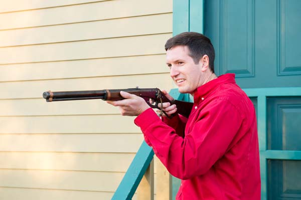 <div class='meta'><div class='origin-logo' data-origin='none'></div><span class='caption-text' data-credit='AP Images for A Christmas Story'>Museum owner Brian Jones holds the Red Ryder BB Gun used in the movie at A Christmas Story House and Museum in Cleveland. (Jason Miller/)</span></div>