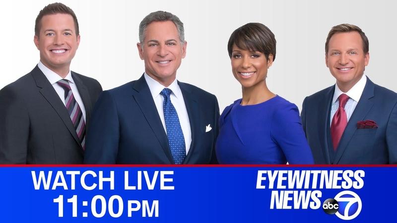 Eyewitness News at 11:00 p m