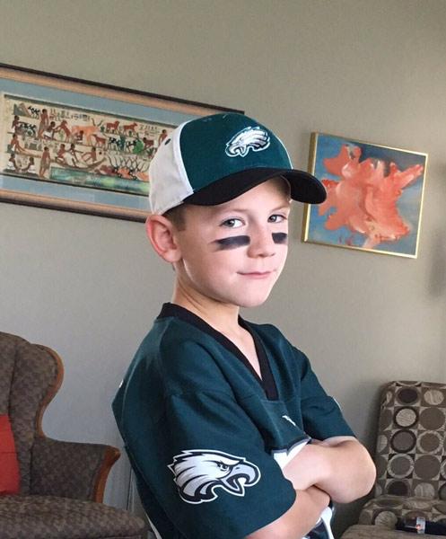 Eagles Quarterback Carson Wentz Answers 7 Year Old Fan S Questions On Twitter 6abc Philadelphia