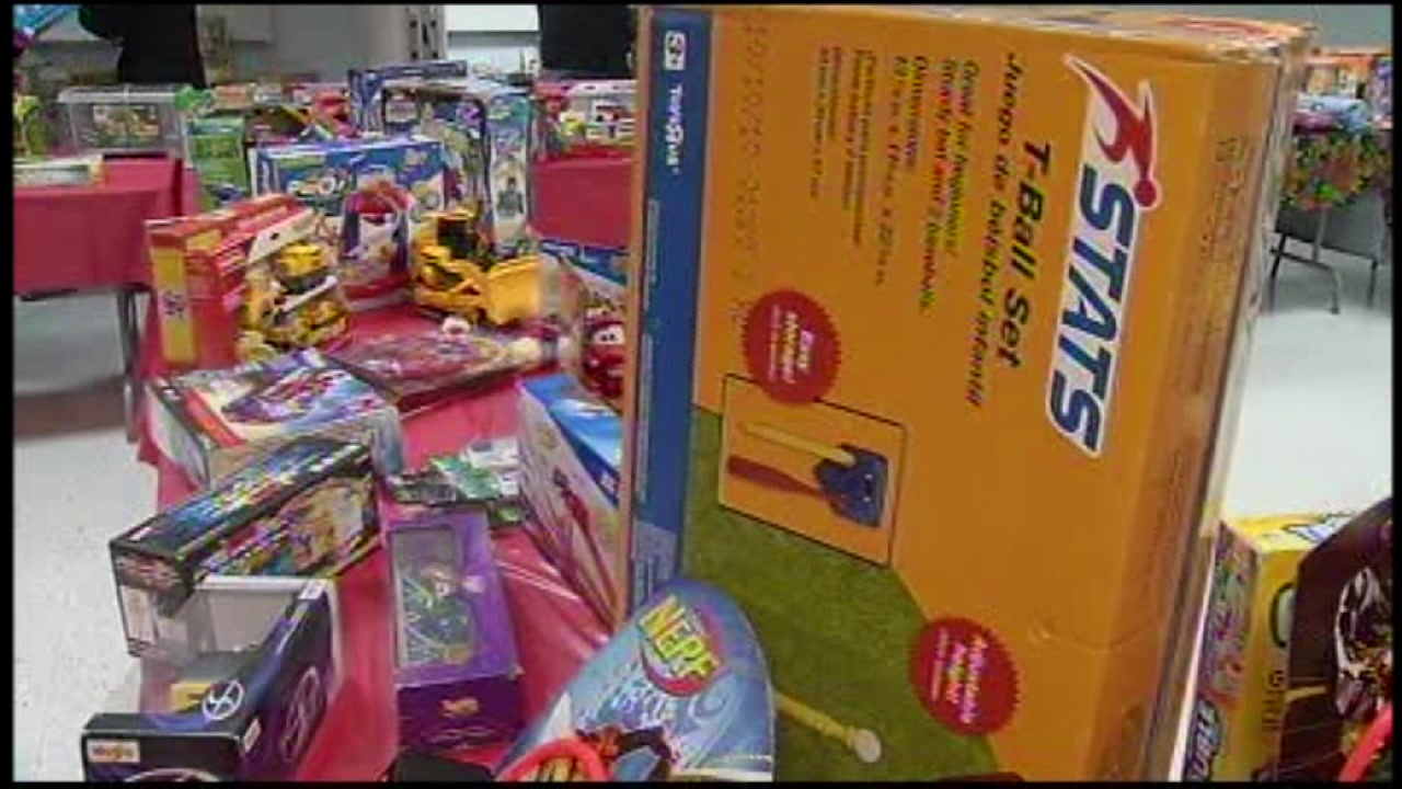 The Children's Fund in San Mateo County is in desperate need of toys for 9 to 12-year-olds.