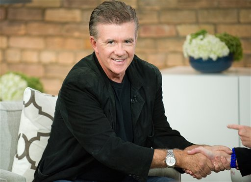 <div class='meta'><div class='origin-logo' data-origin='AP'></div><span class='caption-text' data-credit='Arthur Mola/Invision/AP'>Alan Thicke visits The Marilyn Denis Show at the CTV Headquarters on Thursday, August 30, 2012, in Toronto.</span></div>