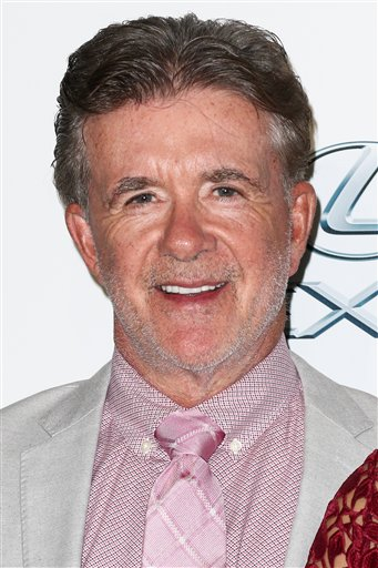 <div class='meta'><div class='origin-logo' data-origin='AP'></div><span class='caption-text' data-credit='John Salangsang/Invision/AP'>Alan Thicke attends the 25th Annual Environmental Media Awards held at Warner Bros. Studios on Saturday, Oct. 24, 2015, in Burbank, Calif.</span></div>