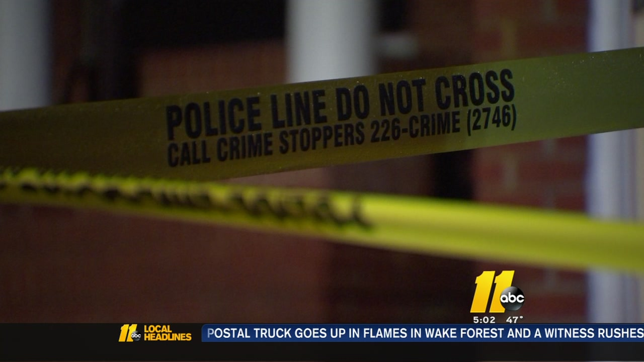Police investigate shooting in Raleigh