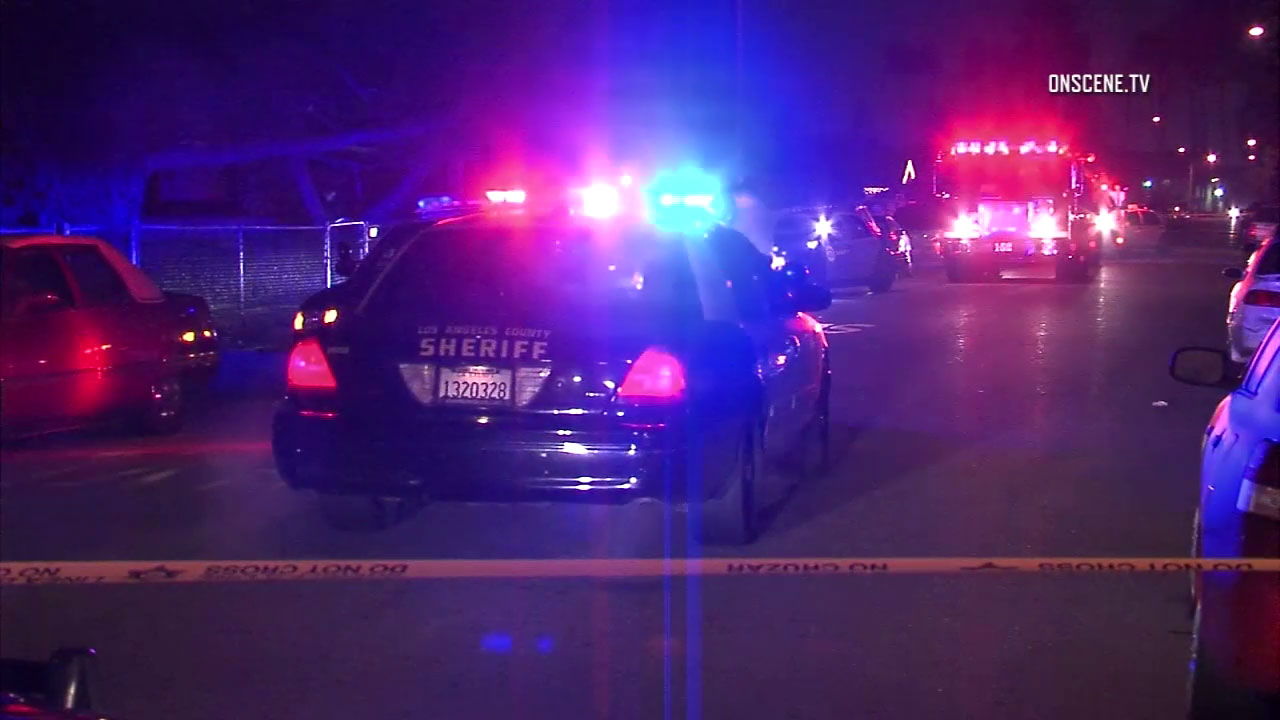 Homicide detectives are investigating the shooting death of a 30-year-old man in Azusa late Wednesday.