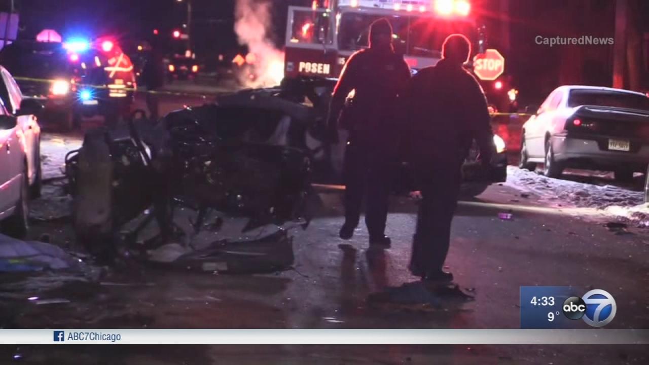 3 women killed, 2 injured in Posen crash