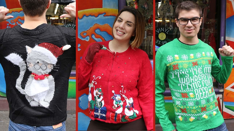 Horrible Christmas Sweaters.What You Need To Know About Ugly Sweaters