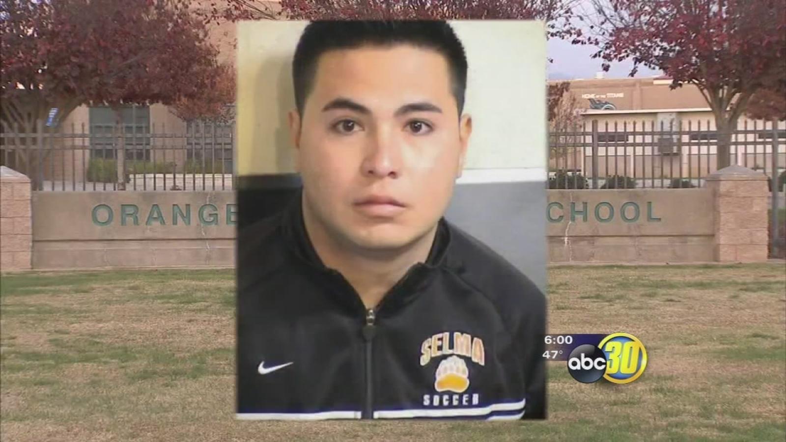Niceville teacher arrested after allegedly having sexual