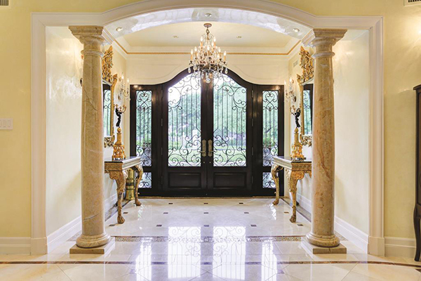 "<div class=""meta image-caption""><div class=""origin-logo origin-image none""><span>none</span></div><span class=""caption-text"">Through magnificent double front door we welcome you into this spectacular masterpiece. (Courtesy Houston Association of Realtors)</span></div>"