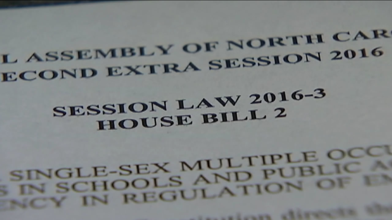 The law known at HB2