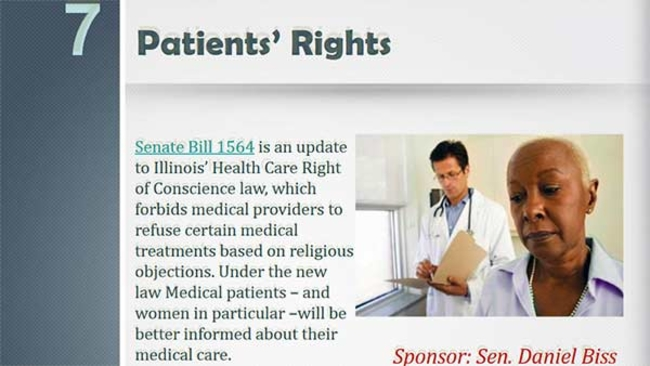 New Laws 2017 Illinois That Take Effect January 1